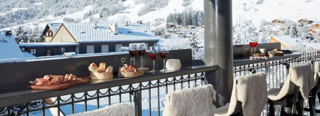 Top 5 des hébergements les plus originaux de Megève